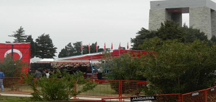 İstanbul'dan Çanakkale Şehitlik Turu