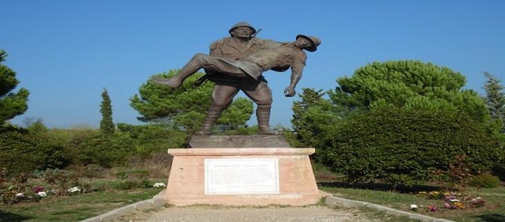 Mehmetçiğe Derin Saygı Anıtı