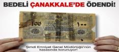 Bedeli Çanakkale'de Kanla Ödenecek