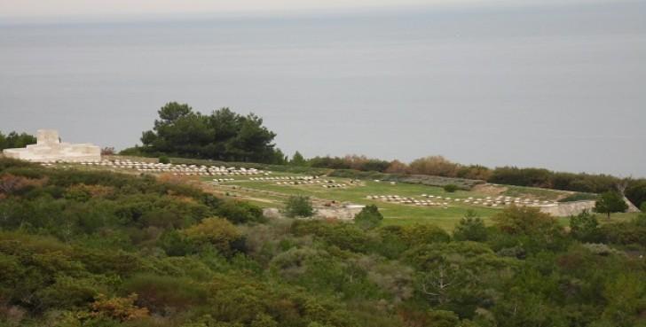 Shell Green Mezarlığı