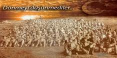 Çanakkale Savaşı Cesaret Mektubu