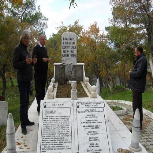 Seyit Onbaşı Mezar