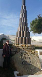 Kireçtepe Şehitliği Anıtı Yeni