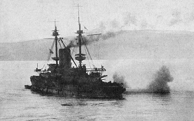 1 mart 1915 Çanakkale