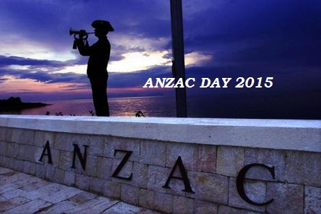 anzac day 2015 from canakkale