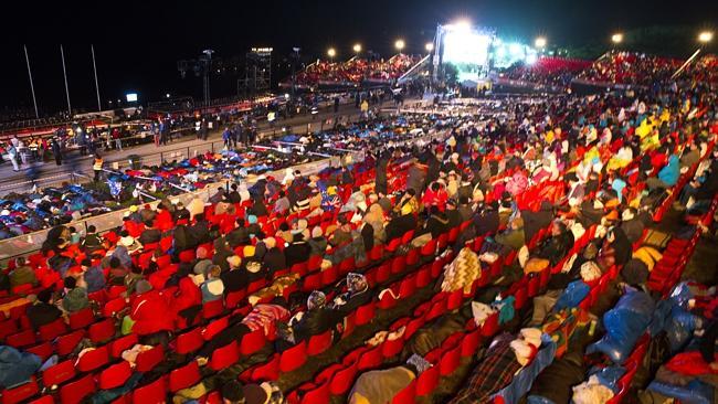 Anzak Törenleri 2015