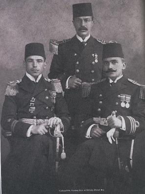 Muavenet-i Milliye Operasyon Subayları