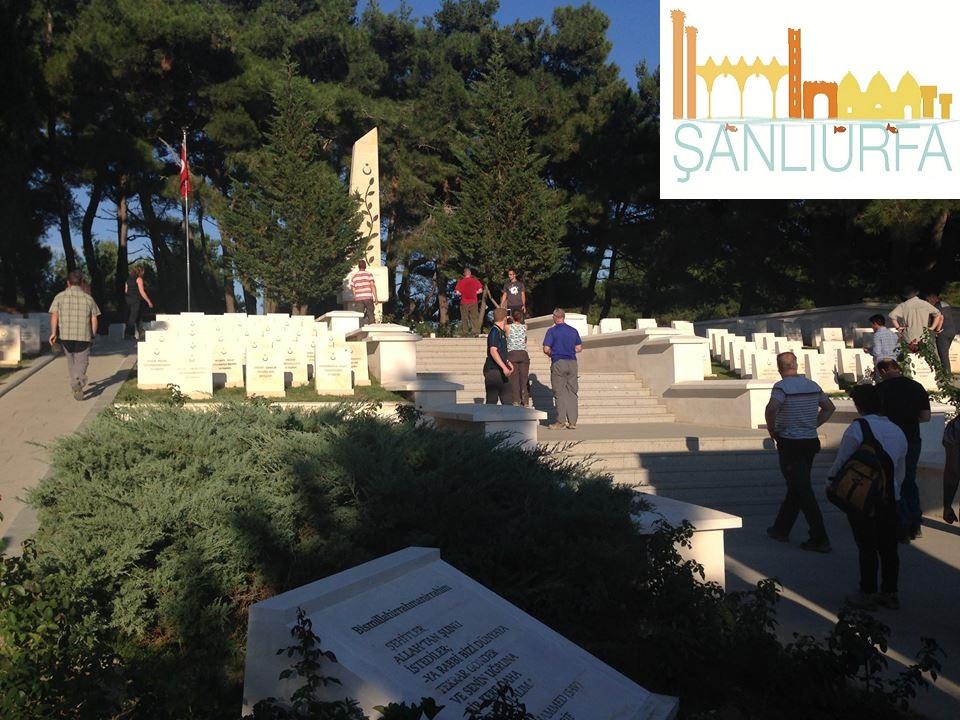 Şanlıurfa Çanakkale Şehitlik Turu