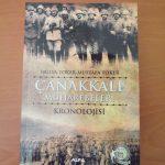 Çanakkale Muharebeleri Kronolojik Tarihi