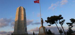 Conkbayırı Atatürk Anıtı