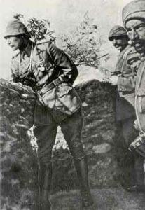 Atatürk Anafartalar Ovasında