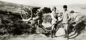 Anafartalar Türk Topçusu