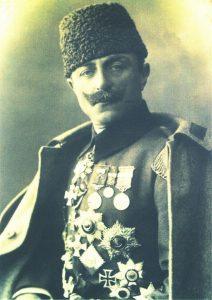 Komutan Cevat Paşa 18 Mart 1915
