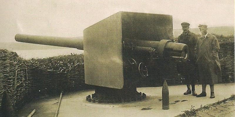 Dardanos Tabyası 18 Mart 1915