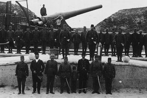 Hamidiye Tabyası 18 Mart 1915