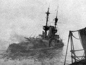Irresistible Batışı 18 Mart 1915
