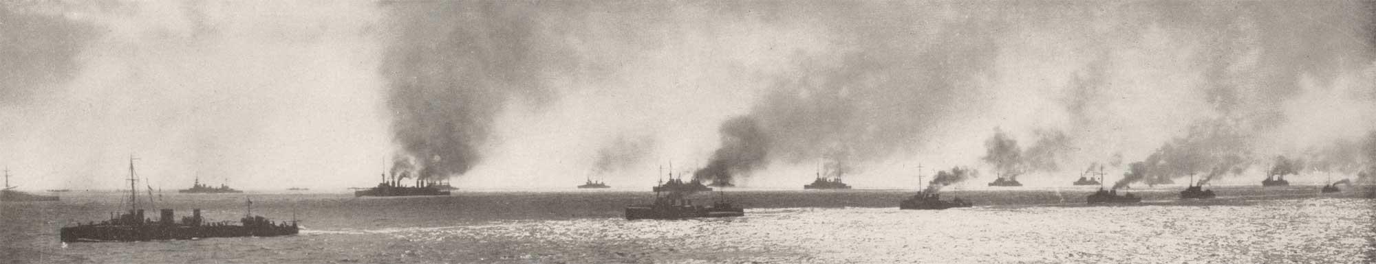 İtilaf Donanması 18 Mart 1915