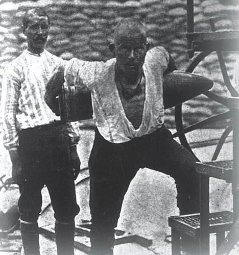 Koca Seyit 18 Mart 1915