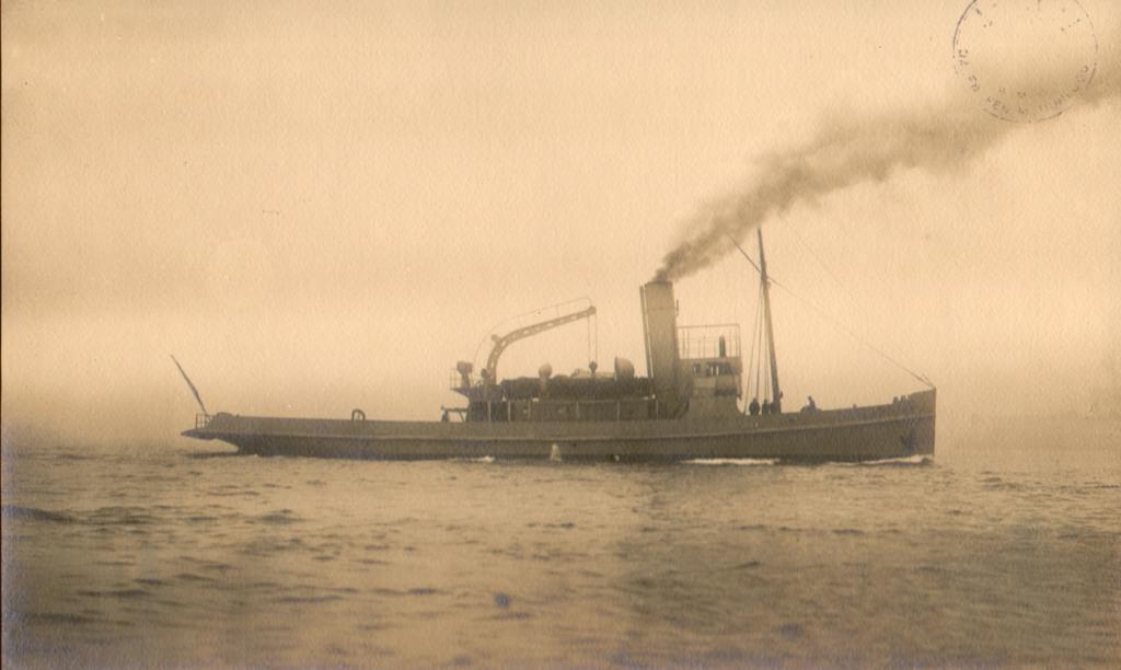 Nusret Mayın Gemisi 18 Mart 1915