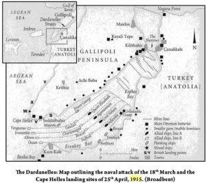 Deniz Taarruzu 18 Mart 1915