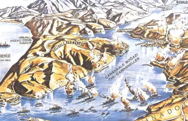 Çanakkale Deniz Savaşı Turu