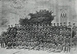 Çanakkale Jandarma Taburları