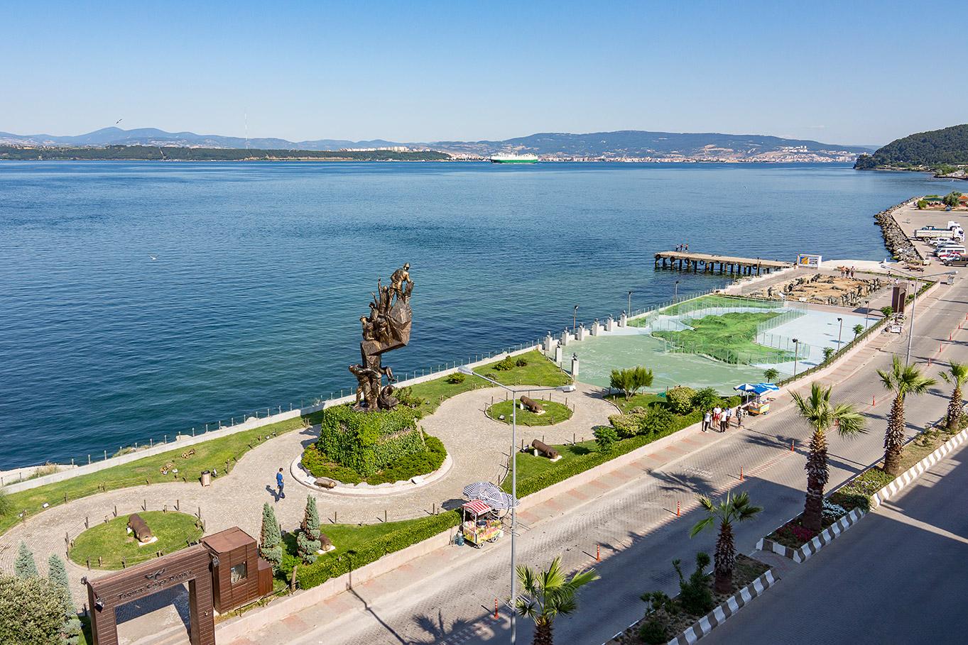 Eceabat Tarihe Saygı Parkı